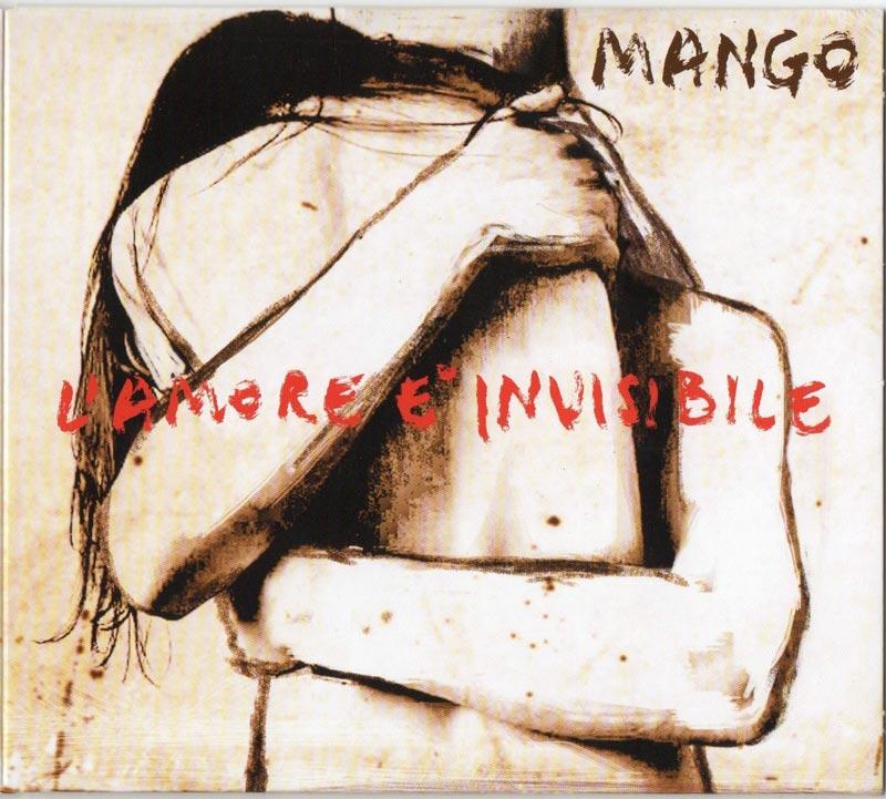 Mango – L'amore è invisibile