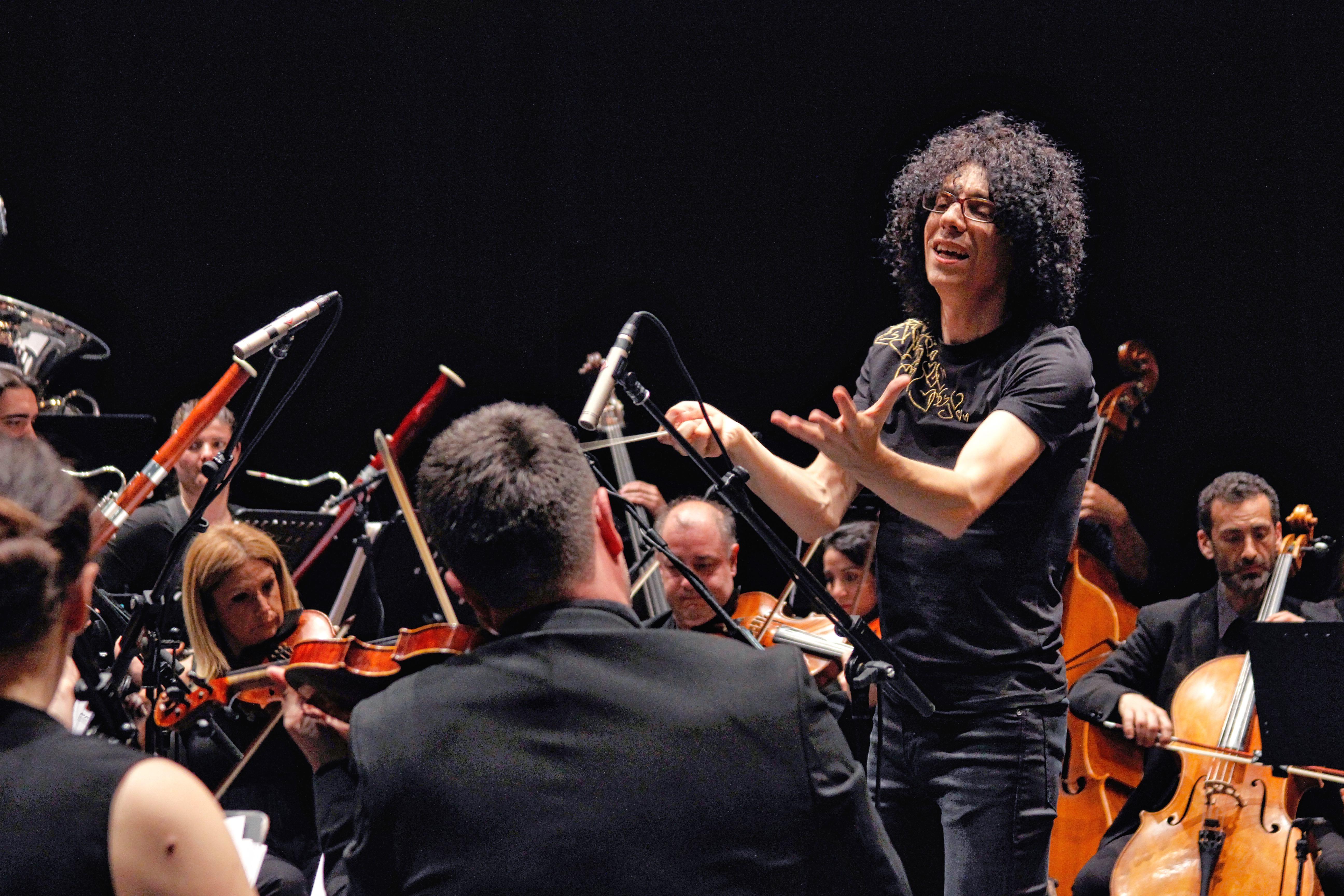 Giovanni Allevi & Orchestra – dicembre 2016 gennaio 2017