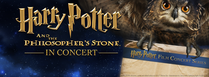 HARRY POTTER AND THE PHILOSOPHER'S STONE – IN CONCERT