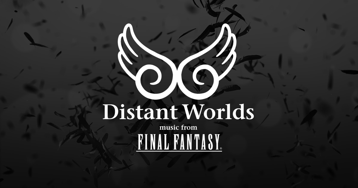 Amphithéatre 3000, Lyon, France – 12 Ottobre 2019 – Distant Worlds, Final Fantasy