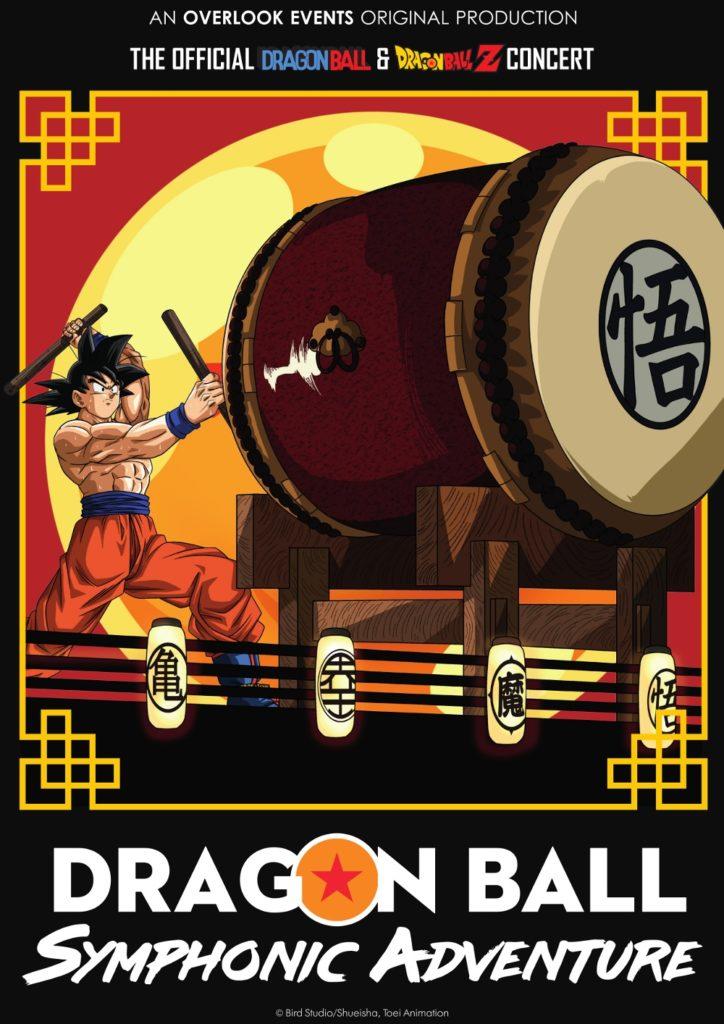 Teatro degli Arcimboldi, Milano – 04 Maggio 2019 – Dragon Ball Symphonic Adventure