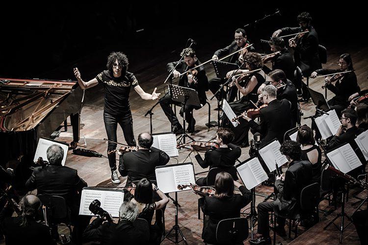Teatro Petruzzelli, Bari -15 Aprile 2019 – Equilibrium Tour, Giovanni Allevi
