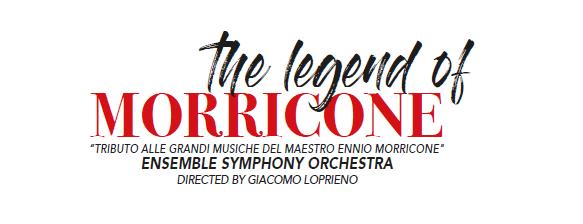 Palazzo dei Congressi – Lugano – 28 Marzo 2020 – The Legend of Morricone