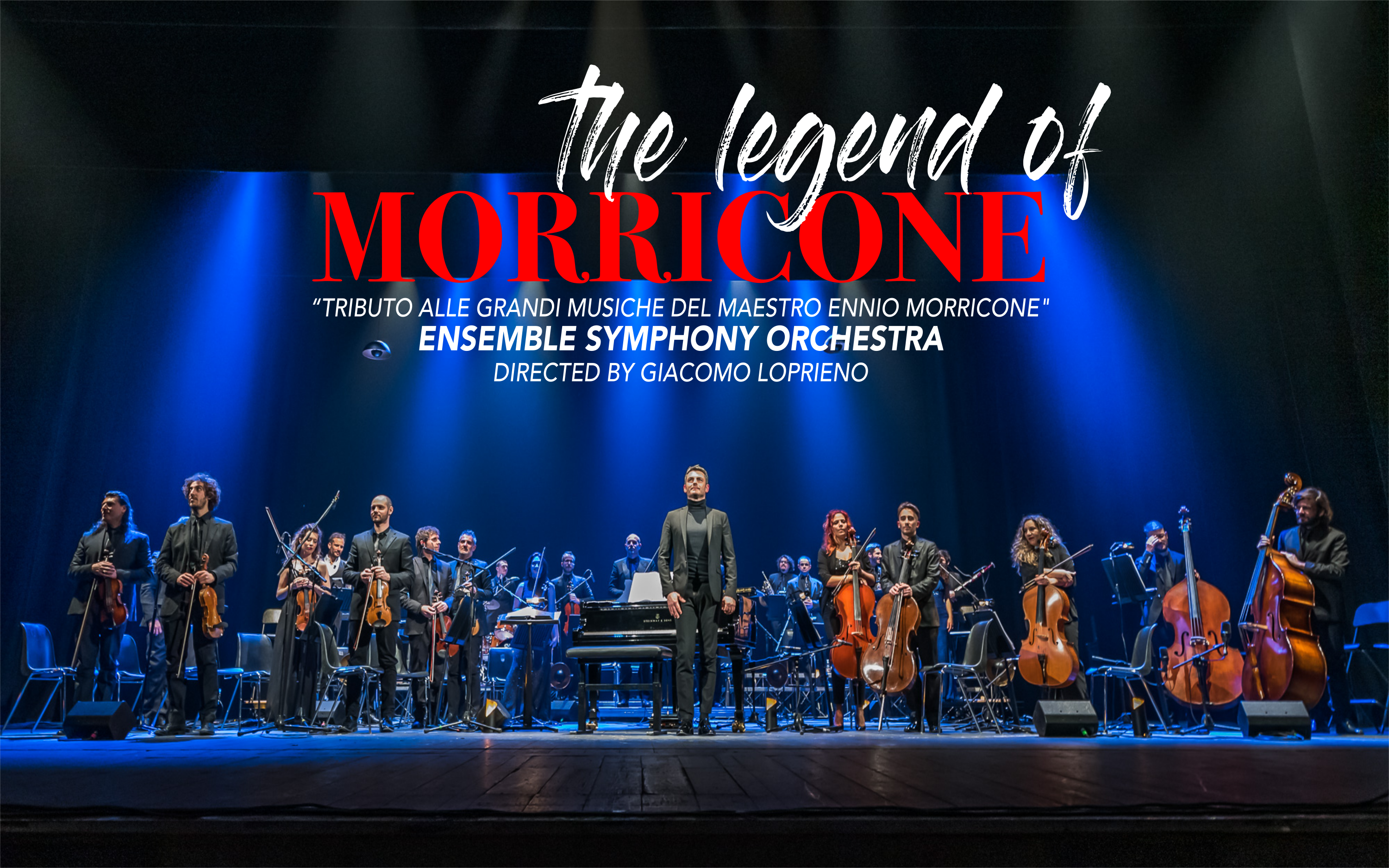 The Legend of Morricone- TOUR 2020/21