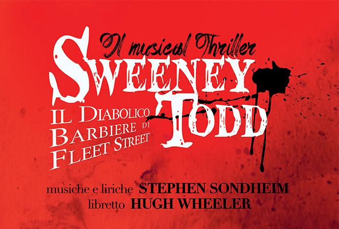 Teatro Olimpico, Roma – dal 05 al 10 Novembre 2019 – Sweeney Todd