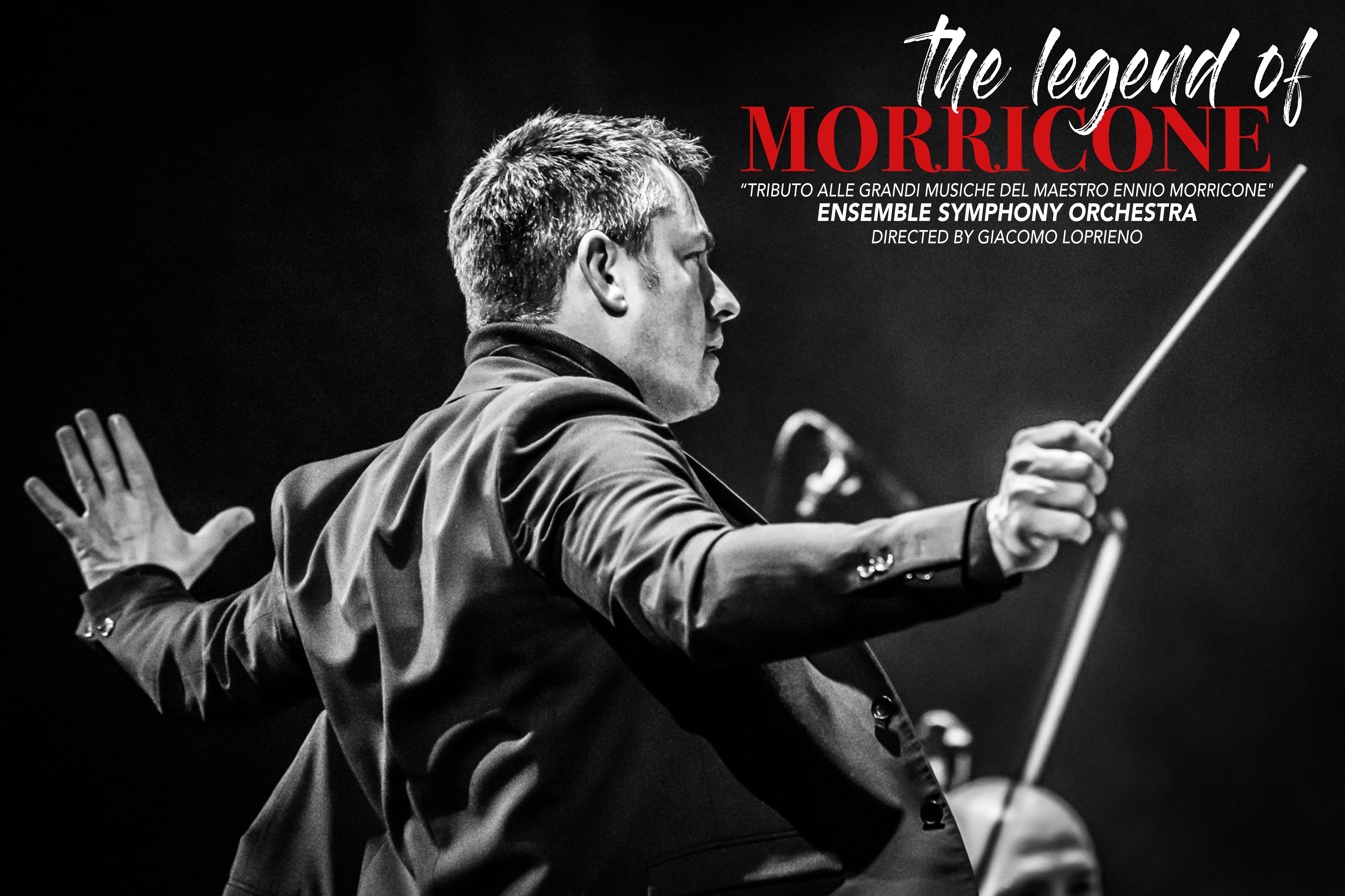 The Legend of Morricone- EUROPEAN TOUR 2022